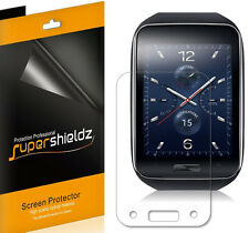 6X Supershieldz HD Clear Screen Protector Saver Shield For Samsung Gear S