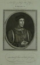 Goldar, John (1729-1795) - K. Henry VI. Kupferstich 1787