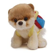 GUND -  DOG  - ITTY BITTY  BOO  #20  -  BACKPACK  -  #4044045 - RETIRED