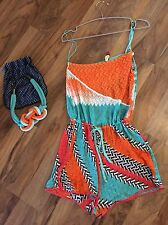 Missoni Mare Play suit And Necklace