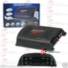 POWER ACOUSTIK BLADE4-1200D 4 CHANNEL CAR MOTORCYCLE AMP AMPLIFIER 1200W MAX