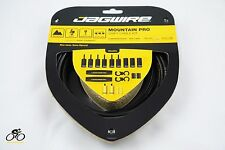 Jagwire Mountain Pro Shift Cable kit for SRAM & Shimano MCK203 - Black Carbon