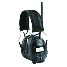 AM/FM Radio Headphones Muff Hunting Shooting Lawn Mowing Ear Protection Game MP3