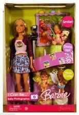 Barbie I Can Be… Baby Photographer Playset
