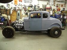 1932 Ford 5 Window Coupe Body, Hot Rod, Rat Rod, Street Rod, Project