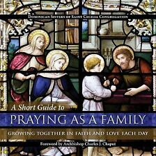 A Short Guide to Praying as a Family (Dominican Sisters) - Softcover