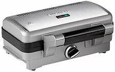 Cuisinart GRSM1U Toasted Sandwich Toastie Maker Panini Chrome BRAND NEW !!