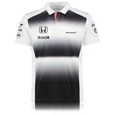 McLaren Honda F1 Team Polo Shirt Official 2016 BNWT Size XL