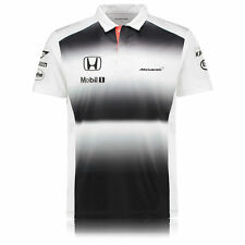 McLaren Honda F1 Team Polo Shirt Official 2016 BNWT Size Large