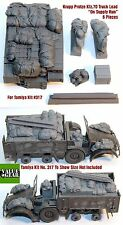 1/35 Scale resin kit Krupp Protze German  Truck Load #5 (for tamiya kit No.317)