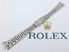 ROLEX LADY JUBILÈ ARMBAND GEFALTET 6251 EDELSTAHL - BRACELET - 1970er Jahre
