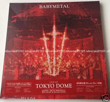 BABYMETAL LIVE AT TOKYO DOME First Limited Edition [2 Blu-ray] TFXQ-78149 Japan