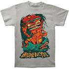 BROKENCYDE - Surfer T-shirt - NEW - LARGE ONLY