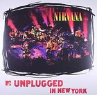 Nirvana - MTV Unplugged in New York BrandNew 180g Vinyl LP 12'' + Factory Sealed