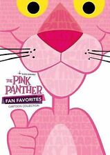 PINK PANTHER: FAN FAVORITES...-PINK PANTHER: FAN FAVORITES COLLECTION /  DVD NEW
