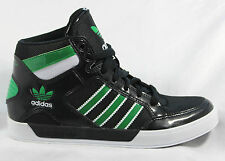 Adidas Hard Court HI G97478 Black Fairway Trainers Sneakers Nylon Leather BNIB