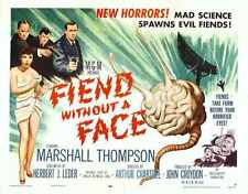 Fiend Without Face Poster 02 Metal Sign A4 12x8 Aluminium