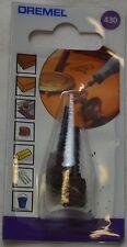 Dremel 430 Lijas De Banda Y Mandril 6,4 Mm 60 GRIT 26150430ja dos en un paquete