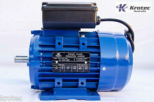 Electric motor single-phase 240v 0.55kw  3/4 hp 2820rpm
