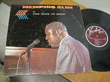 nm- MEMPHIS SLIM At The gate Of Horn VEE-JAY VJLP-1012 Original US LP