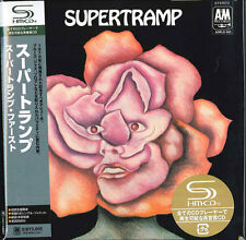 SUPERTRAMP Supertramp JAPAN SHM-CD * SEALED UICY-93607 cardboard digipak 2011