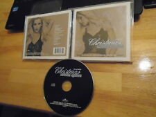 Christina Aguilera CD My Kind Of CHRISTMAS 11 trax remix THIS YEAR Oh Holy Night