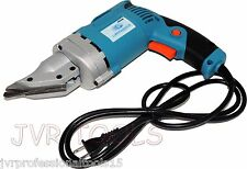 New ELECTRIC HEAD SHEAR 18 - 20 Gauge Metal Steel Heavy Duty Head Shear Cutter