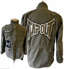 TAPOUT army Rothco Ultra Force Men's US Army Field Coat m65 medium small green