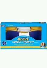 ALEVE Direct Therapy Wireless TENS Device Lower Back Pain Relief Kit Remote-Read