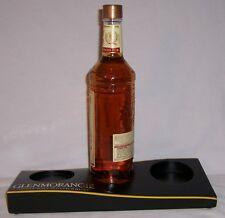 New GLENMORANGIE Single Malt Scotch Whisky 3 BOTTLE GLORIFIER Display Shelf Flow