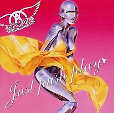 AEROSMITH - JUST PUSH PLAY - CD SIGILLATO 2001
