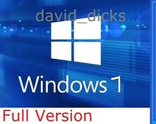 NUOVO Microsoft Windows 7 Home Premium 64-bit 32/PC/Laptop/Genuine qualsiasi computer