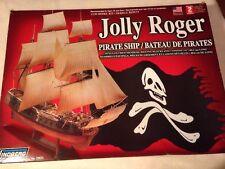 Lindberg Jolly Roger Pirate Ship Model Kit 1/130 Scale Unbuilt  #70874