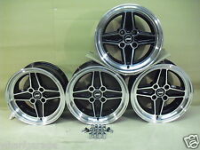 FORD CAPRI CORTINA ESCORT ETC 7X15 ALLOY WHEEL SET JBW RS4 SPOKE STYLE 15X7