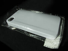iPhone 4 blank 3D Sublimation  cell phone case cover Glossy White polymer 10-lot