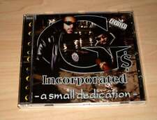 G's Incorporated - A Small Dedication - CD Album CDs - Twelve Monks - Symbol  ..