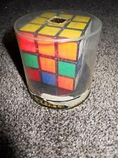 1980 IDEAL RUBICKS CUBE IN IT'S ORIGINAL CONTAINER SLIGHTLY USED CONDITION