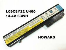 Genuine L09C8Y22 L09N8Y22 L09N8T22 battery for Lenovo ideaPad U460 U460A U460G
