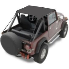 Bestop 52540-01 Bikini Tops Traditional Style Charcoal for 1964-1984 Toyota FJ40