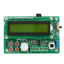 DDS Function Signal Generator Source Module 60MHz Frequency Counter LCD1602