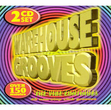 The Vibe Continues (CD) Warehouse Grooves