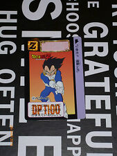 DRAGON BALL GT Z DBZ HONDAN PART 15 CARDDASS BP CARD CARTE 597 JAPAN 1993 NM