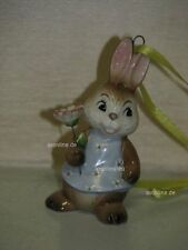 +# A016582_26 Goebel Archiv Muster Ostern Ornament Hase mit Blume 66-907