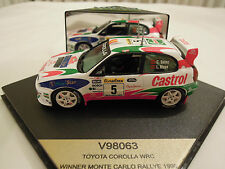 Skid / Vitesse Toyota Corolla WRC Sainz 1998 1/43 Ltd. Edition Ships From USA