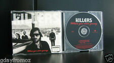 The Killers - When You Were Young 3 Track CD Single Incl Video