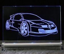 Renault Megane - Leuchtschlid - Leuchtreklame - LED