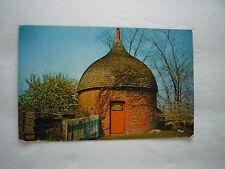 Vintage Postcard Old Powder House [built in 1755] Marblehead, MA