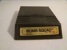 Bomb Squad (Intellivision, 1982)  game only