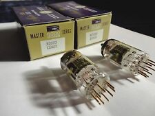 12AX7 ECC83 Mullard 10M GOLD  IEC  M. Pair Tubes Audio Power amplifier Marantz
