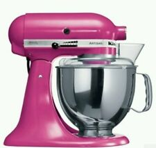 Kitchen Aid Artisan Mixer con base-Mirtillo Rosso